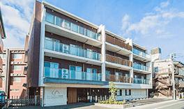 住宅型有料老人ホーム クラーチ・メディーナ稲田堤